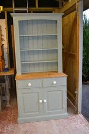my welsh dresser before u0026 after painted using annie sloan chalk