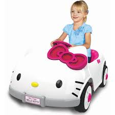rollback kitty 6v battery powered ride car u2022 midgetmomma