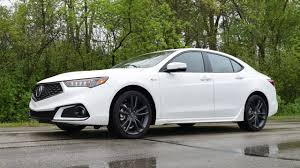2018 acura tlx reviews and 2018 acura tlx a spec sh awd v6 performance drive review youtube