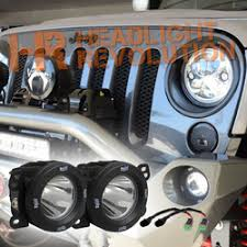 Fog Light Kits Vision X Led Fog Light Kits For Ford Raptor Jeep Wrangler And