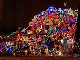christmas lights events nj 50 christmas light displays to brighten the 2017 holidays cheapism