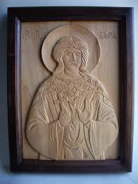 woodcarving religious icon orthodox icon home décor