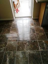 we visited a lady in luton who had just had a brand new terrazzo