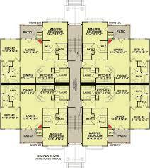 in apartment house plans plan 83117dc 3 12 unit apartment building apartments