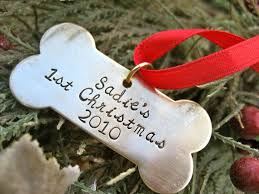 personalized ornament puppy s by makeyourdogsmile