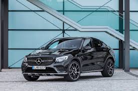 best mercedes coupe the sporty mercedes amg glc43 blends the best of coupe and suv