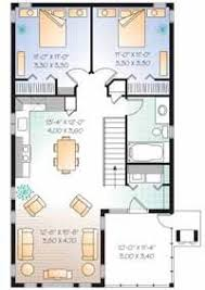 income property floor plans 33 awesome duplex house plans for 20x30 site images good ideas