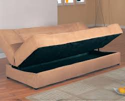 Futon Couch With Storage Convertible Sofa Bed With Storage Design U2014 Interior Exterior Homie
