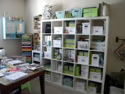 Craft Room Ideas On A Budget - gallant image with paper craft storage for easy craft room storage