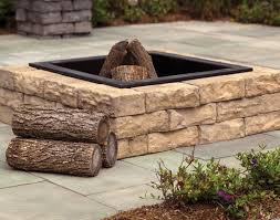 Unilock Fire Pit by Fire Pit Kits Great Selection Of Fire Pit Kits
