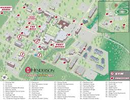 University Of Wisconsin Campus Map by Henderson State U On Twitter