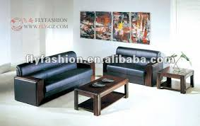 Simple Design Office Sofaoffice Sofa Malaysialeather Sofa Set - Office sofa design