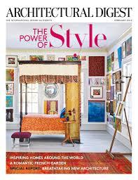 Architectural Digest Home Design Show Floor Plan by February 2016 Architectural Digest