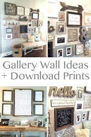 wall ideas diy photo collage letters wall decor photo collage
