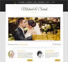 Wedding Site 29 Google Website Themes U0026 Templates Free U0026 Premium Templates