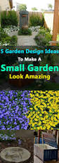 garden flowers ideas for small space modern garden