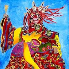Linnea Pergola Artist by Jacquard Dye Na Flow Fabric Paint