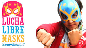 how to make a lucha libre mask tutorial free printable paper