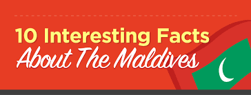 10 interesting facts about the maldives infographic splendid asia