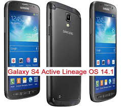 android galaxy s4 lineage galaxy s4 active lineage os 14 1 nougat 7 1 rom