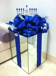 where to buy hanukkah decorations hanukkah decorations modern floristry inc
