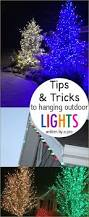 how to hang christmas lights outdoor christmas christmas lights