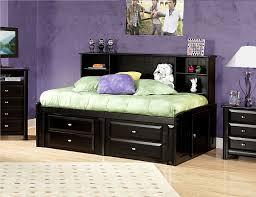 Black Twin Bed Bedroom Amusing Prepac Black Twin Storage Platform Bed Bbt 4100