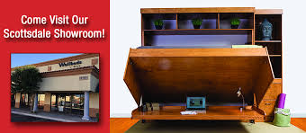 Bedroom Furniture Scottsdale Az by The Largest Selection Of Wallbeds In Scottsdale Az Tempe Murphy