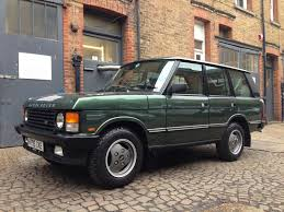 land rover vogue 1990 land rover range rover vogue gearheads org