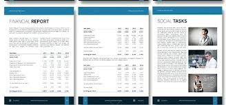 annual report template word professional report templates professional federal budget report
