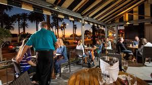 thanksgiving dinner santa monica ocean view restaurants santa monica veranda restaurant at the