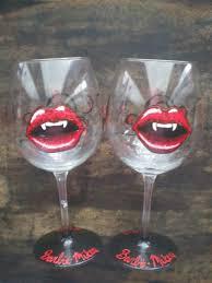 613 best wine glasses images on painted wine glasses