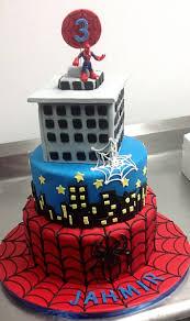 fondant spiderman bd oteri u0027s italian bakery u2026from our family to