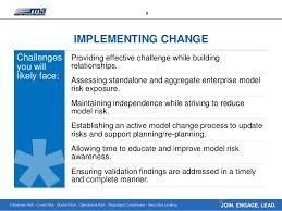 Challenge Risks How You Can Demystify Model Risk Management