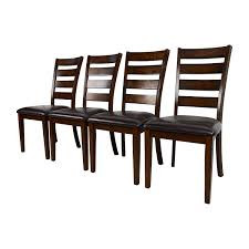 62 off raymour flanigan raymour u0026 flanigan kona dining chairs