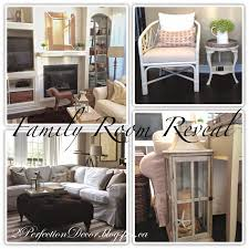 Family Room Decor Pictures by 2perfection Decor Family Room Reveal