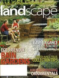 Top  Garden Magazines Horticulture And Landscaping Garden - Backyard and garden design ideas magazine