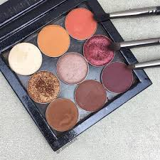 best fall eyeshadow palette from makeup geek futilitiesandmore