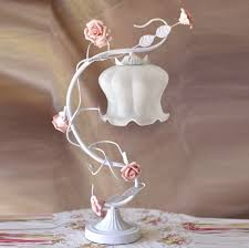 online buy wholesale metal flower table lamp from china metal