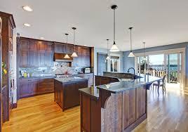 shaped kitchen island made of cedar tree designs pinterest 49 dream kitchen designs pictures designing idea