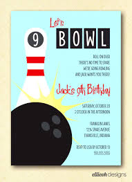 bowling flyer template free mughals