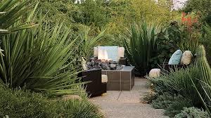 Desert Patio Southwest Backyard Ideas Sunset