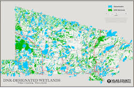 Wisconsin Dnr Lake Maps by Vilas County Land U0026 Water