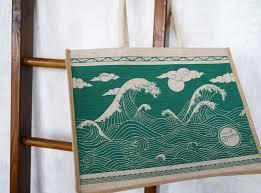 Eco Bag by Okinami Viridian Eco Bag Oscha Slings