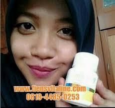 Masker Spirulina Per Butir keunggulan dan khasiat kapsul vitaline dan masker spirulina bagi kulit