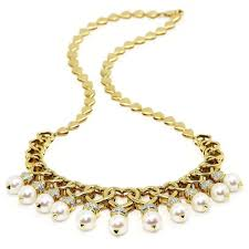 necklace with vintage images Vintage south sea pearl heart necklace with diamonds in 18kt jpg
