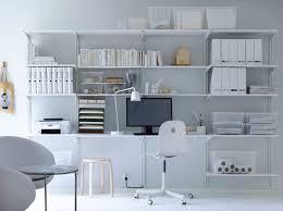 Office Desk Shelves Best Office Space Algot Wall Upright Images On Designspiration