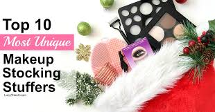 women stocking stuffers top 10 most unique makeup stocking stuffer ideas for women