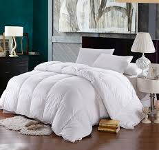 Comforter Size Amazon Com Queen Size Down Comforter 500 Thread Count Down