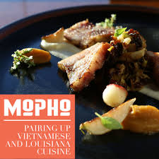 web tv cuisine table 42 mopho perfectly pairs and louisiana cuisine